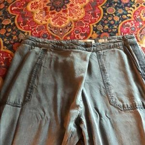 Pants from Anthropologie, never worn